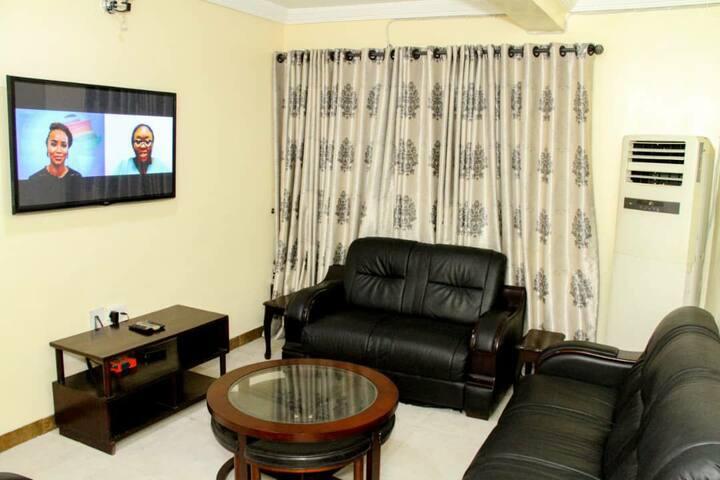 3 Bedroom Furnished Short-Let, Ajao Estate