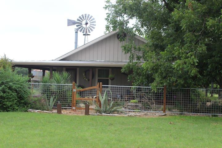 The Fluitt Ranch House
