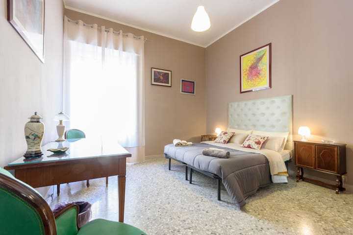 Room in beautiful seaside house 1 - Trapani