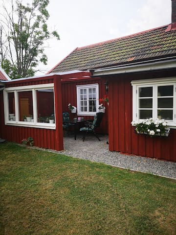 Nyrenoverat 1800 talstorp nära Marstrand&Göteborg.