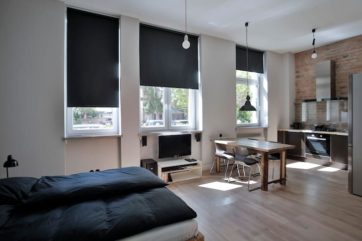 Central Location in Frankfurt! - Frankfurt am Main - Apartment