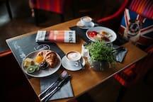 Frühstück im VIEW