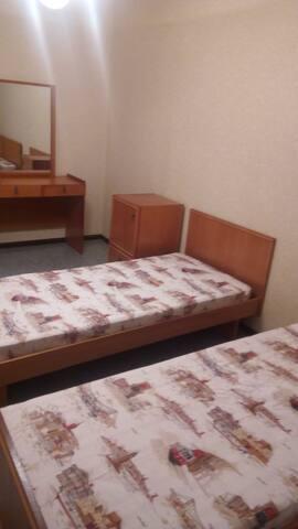Квартира двух комнатная