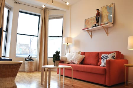 Fresh and Urban Apt in Downtown Chicago - Chicago