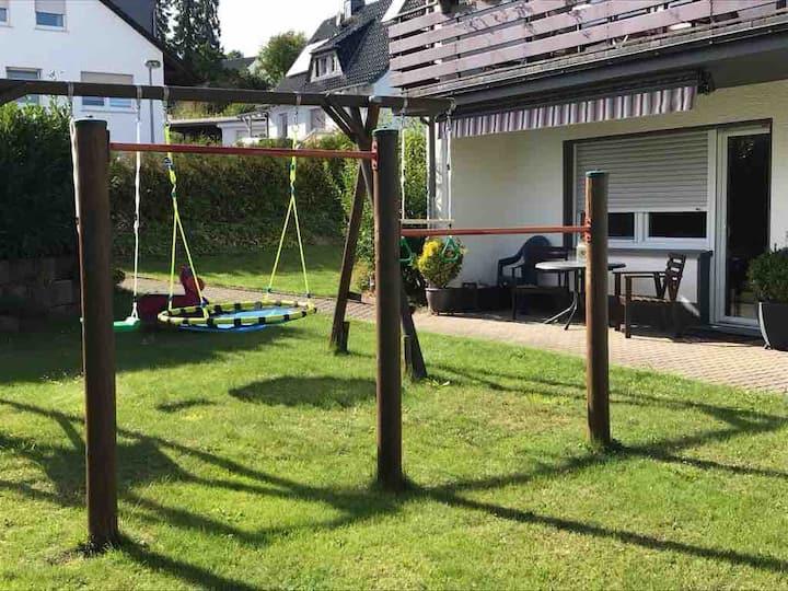 Neuenrade: ruhige, gemütliche Wohnung in Waldnähe