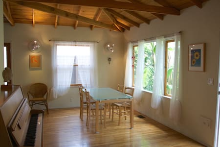 Venice Walk St Bungalow - Absolutely Perfect 3BDR - ロサンゼルス - 一軒家