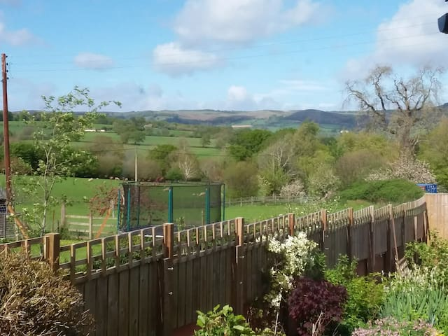 Single room at Quantock View