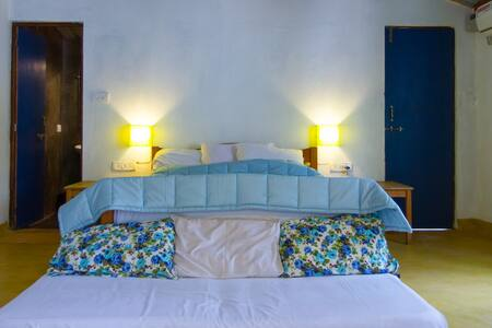 Private cottage in Calangute - Calangute - Pension