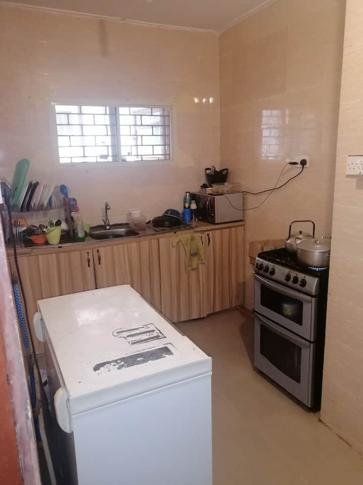 Furnished Apartment for short let
