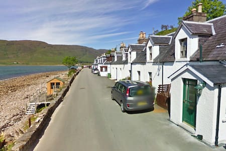 Charming Seaside Cottage: No16 Shore St Applecross