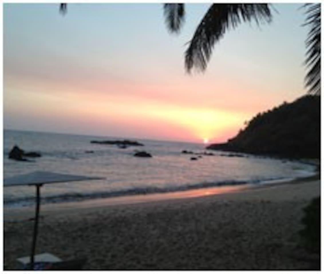 Cola Beach Set
