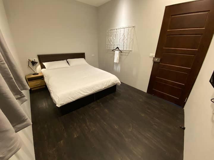 日照青旅標準雙人房Sunshinecoast double room