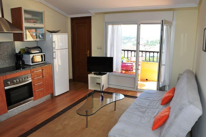 Apartamento con vistas preciosas  - Miño - Apartament