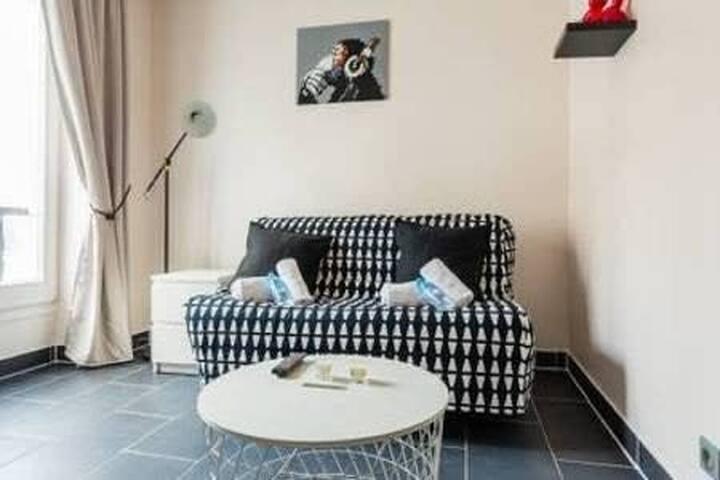 Magnifique Studio 2 - Edouard Vaillant