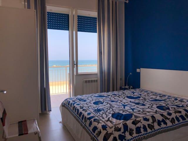 Villa sulla spiaggia a Francavilla al Mare