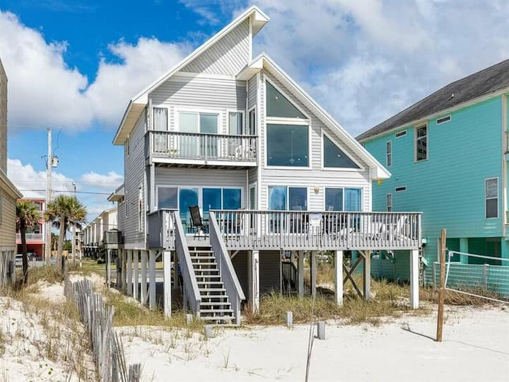 Summers Point by Meyer Vacation Rentals 4 Bedroom 2.5 Bath Sleeps 10