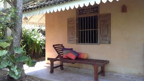 Tropical Bungalow- 1 bedroom