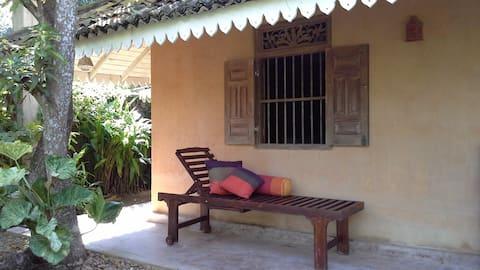 Tropical Bungalow- 1 bedroom