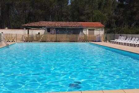maison de vacances - Le Castellet - Εξυπηρετούμενο διαμέρισμα