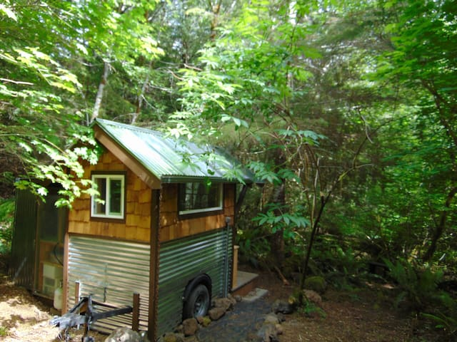 Solduck Micro cabin base camp - Port Angeles - Cabin