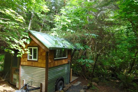 Solduck Micro cabin base camp - Port Angeles - Kisház