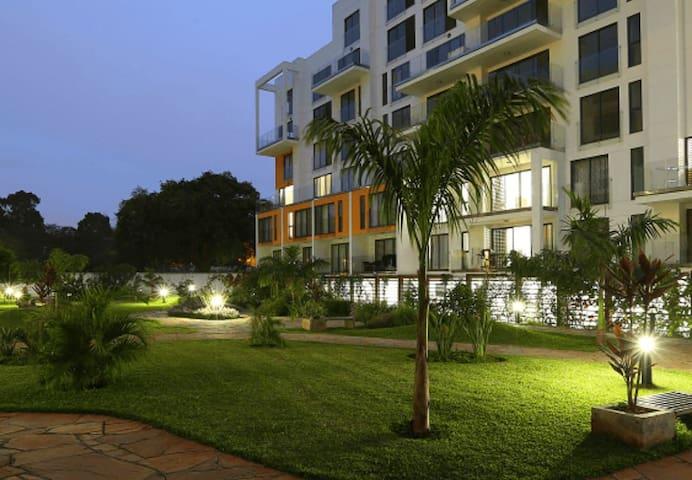 Garden City Residences Studio Apartment