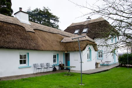 Thatched Cottage, Coolagown, Fermoy - Coolagown - 獨棟