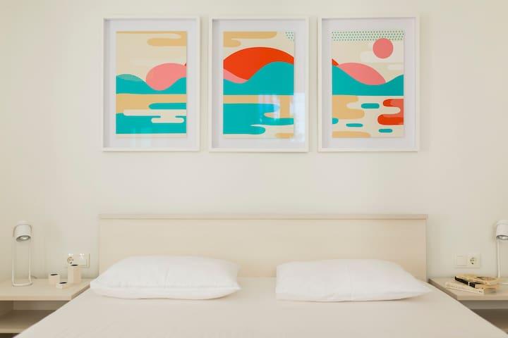 Bedroom / detail