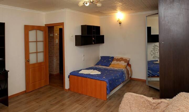 Квартира однокомнатная на Первомайской 104