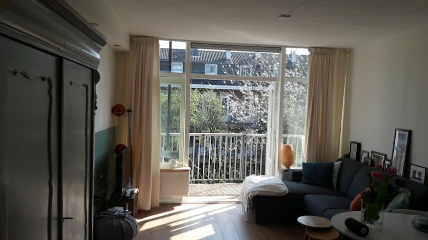 Cosy appartment in Amsterdam! - Amsterdam - Apartemen