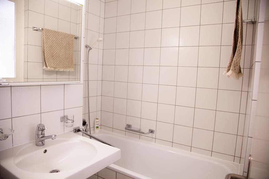 Bathroom in your room