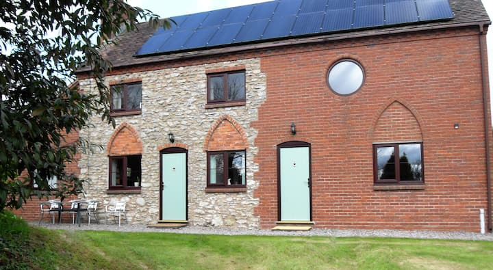 Cowslip Cottage - Hayloft,  first floor flat
