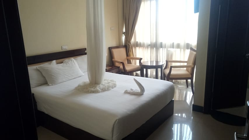 Deluxe rooms in Bahirdar