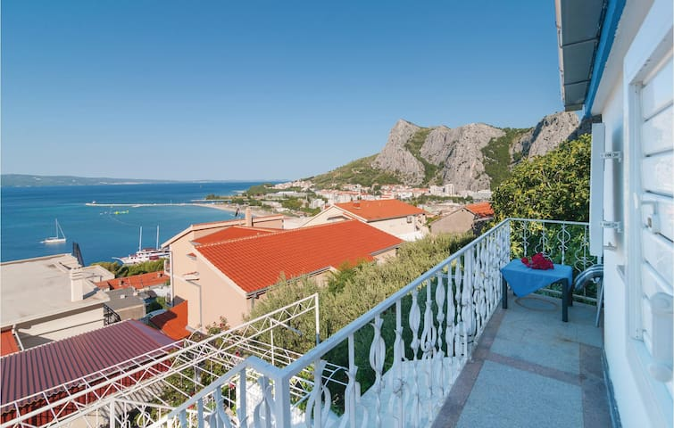 Holiday apartment with 1 room on 15m² in Omis