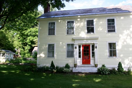 Classic VT home near skiing and outdoor pursuits - Wallingford