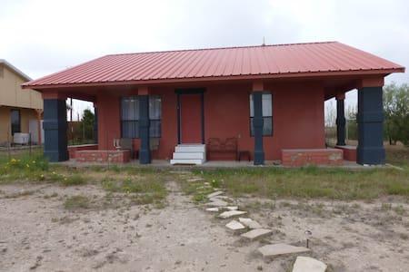 Red House, Marathon, Texas - Marathon