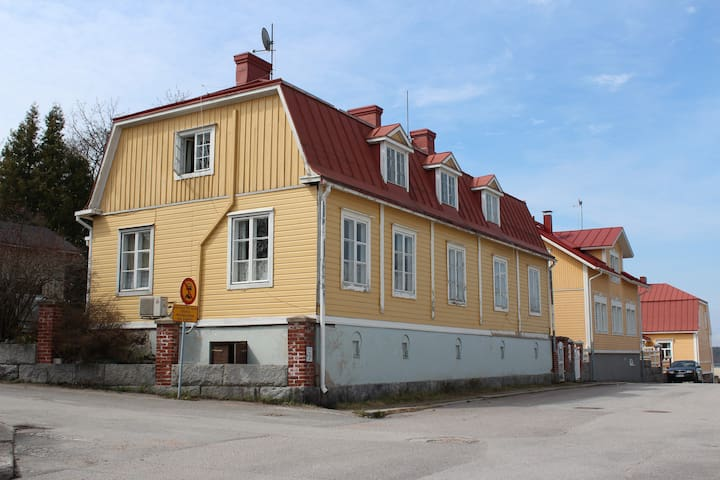 SLOTTSBÄDDEN - Tammisaari - Apartment