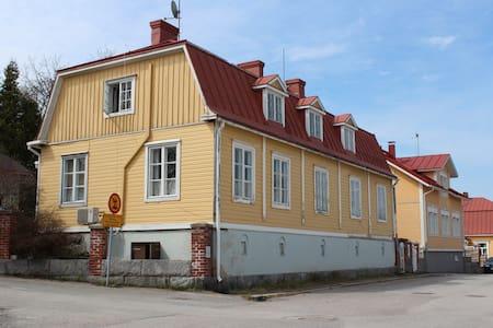 SLOTTSBÄDDEN - Tammisaari
