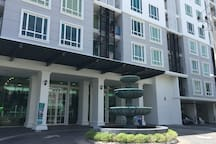 The Garden Condo Suratthani room for rent by Pump