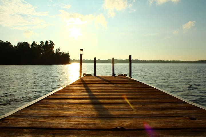 Otty Lake Vacation Home
