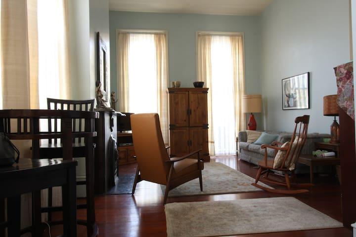 Tea Olive - New Orleans - Appartamento