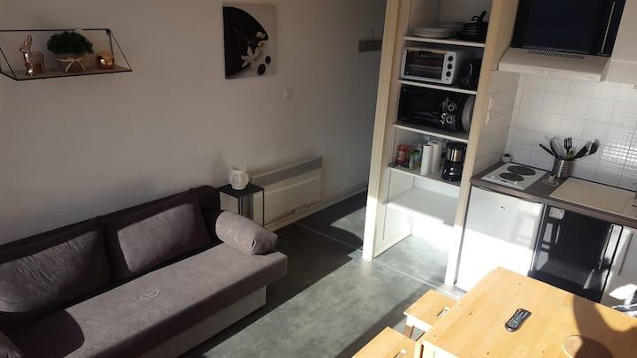 Appartement Saint Lary , Pieds des pistes 4/5P