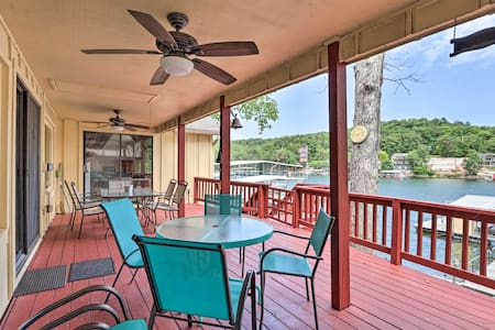 Lake of the Ozarks 'Hiller Haus' w/ Private Dock!