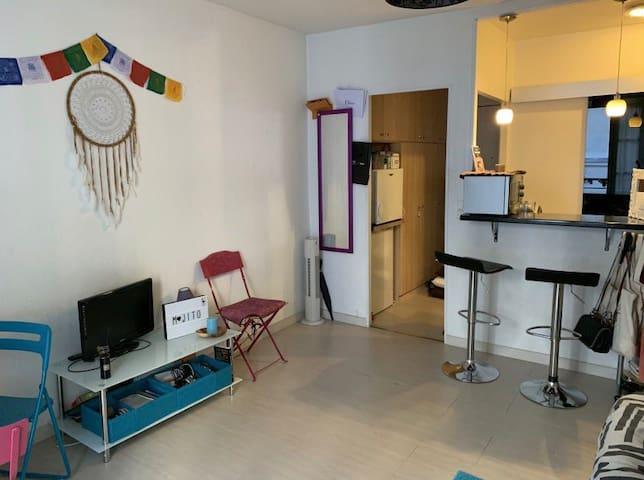LAST MINUTE OFFER - Charming Studio Champs Elysées
