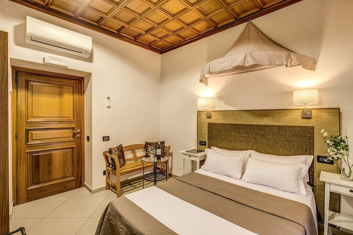 Double Standard Room in Rome