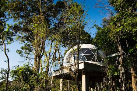 Chira, Monteverde Glamping, Pacific Tent. CR - Monteverde - Teltta