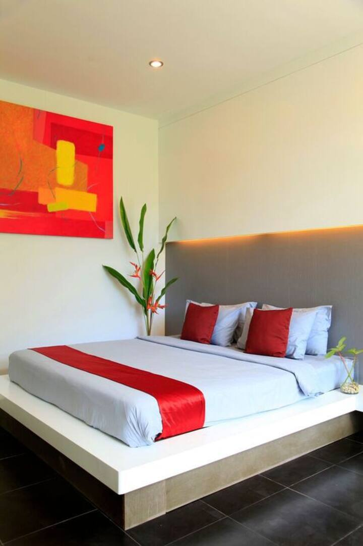 Stylish Room for 2 in Ao Nang