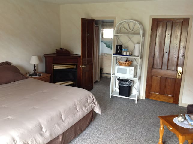 King Suite Near Letchworth State Park - Swain - House