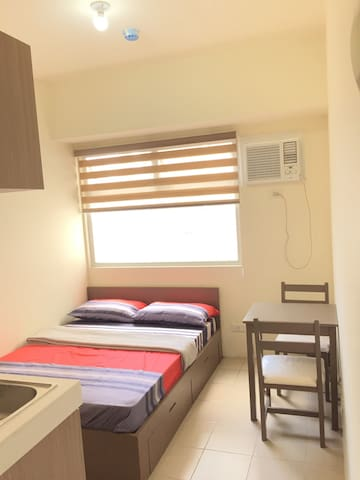 Condominium for rent good for couples/Staycation