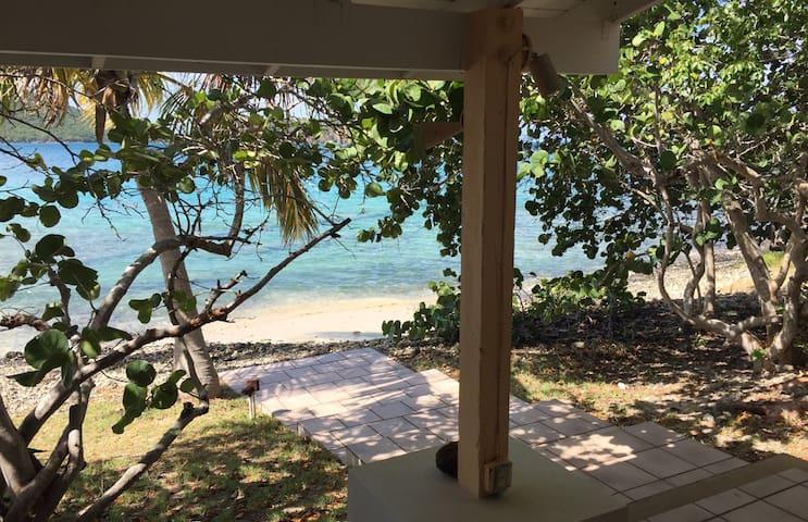 TAMARINDO BEACH APT 1B - Culebra